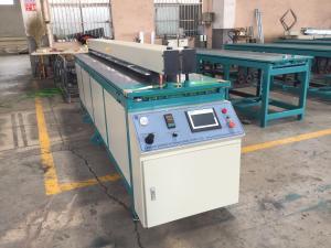 China Plastic Sheet Welder CNC butt fusion welding machine seal PVC plate on sale