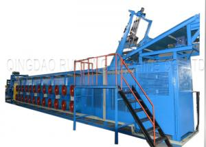 China 21 KW Rubber Cooling Machine , Rubber Sheet Cooling Machine SGS Certificate on sale