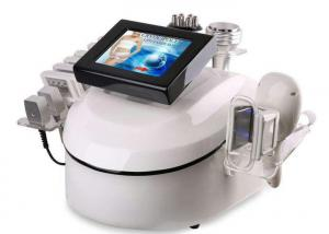 China Portable Ultrasonic Cavitation Machine For Cellulite Reduction , 8.4 Inch Touch Screen on sale
