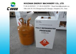 China Air Conditioning Systems R290 Natural Refrigerants with the molecular formula C3H8 on sale