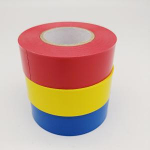 China waterproof Reach approved low voc PVC electric insulation tape on sale
