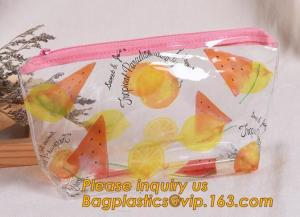 China promotional custom logo plastic document bag PVC file holder bag with zipper,document storage bag/PVC mesh bag PVC Mesh on sale