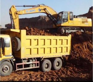 China XE215D Road Maintenance Machinery 21 Ton 0.8 ~ 1.3m3 Bucket Crawler Excavator on sale