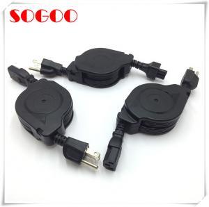 Retractable Power Cord >> Custom Length Retractable Power Cord Power Cable Assembly
