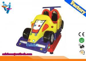 China Battery Toy Kiddie Rides Machine Luxury Kids Electric Car 1800*960*1300 on sale
