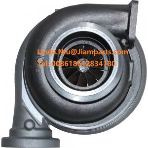 China Cummins HX82 3591301 Turbine Housing AR=25, Single Scroll Fit for shaft size 95.85mm 100% On Holset HX82 3594195 Turbo on sale