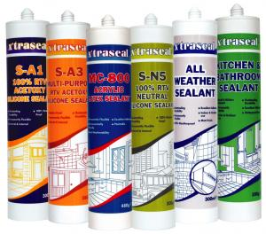 China High Performance Silicone Sealant on sale
