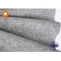 Anti Static Non Woven Carpet Fabric , Non Woven Geotextile Fabric 210gsm