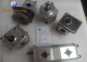 China High Pressure Gear Pump CBG - F3 , High Efficiency Hydraulic Pump For Chemical Equipment on sale