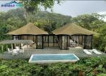 Aluminum Outdoor Luxury Hotel Tents Marquee Tent / Luxury Party Tents For Resort