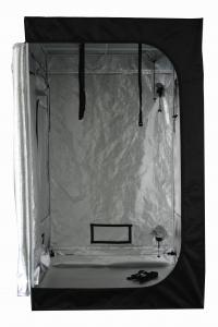 China Reflective Small cannabis indoor grow tent uk for hydroponics garden 120x120x200cm on sale