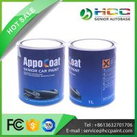 Appocoat Paint- 1K Medium Coarse Silver, Appocoat Car Paint, Hoolong