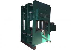 China Automatic Rubber Vulcanizing Press Machine With Electrical / Oil / Steam Heating Type on sale