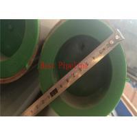 Barded / Painting Surface ERW Steel Pipe EN 10217-1/2/5 EN 10210-1/2 Round Shape