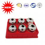 220V Magnetic Float Switch Ball 51*61mm With Red Box Hydraulic Control Drive Mode