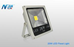 China Aluminum 20 Watt 5000K IP65 240V Commercial Led Flood Lights Outdoor High Power on sale