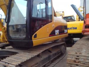 20 Tonne Used CAT Excavator , Crawler Caterpillar Excavator 320C CAT