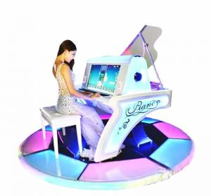 China Dream Of Piano Coin Operated Arcade Game Machine  Chinese / English Version on sale