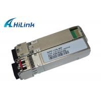 ER 40km 1310nm SFP+ Optical Transceiver Module Compatible With Cisco / Mikrotic / Huawei