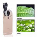 China photography lens 25mm super macro Lens professional 10X super macro lenses for almost every smartphone iPhone Xiaomi wholesale