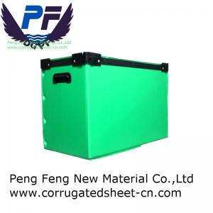 China 2-12mm Factory polypropylene  Plastic Corrugated Packing Box for industy usage on sale