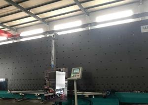 China 0.5-0.7 MPa Pressure Insulating Glass Machine , Auto 6 Axis Robot Low Voltage on sale