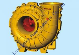 China Centrifugal flue gas desulfurization FGD Sulrry Pump with White Iron Material on sale
