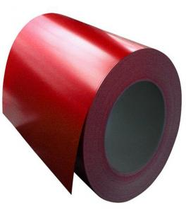 China Premium Colour Coated Steel Coils , Pre Painted GI Sheet With ASTM DIN Standard on sale