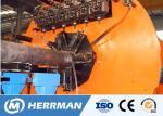 Pressure-bearing Steel Bar Interlock Armouring Machine For Marine Flexible Pipeline