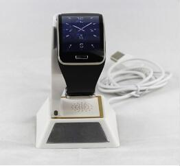China Security cable alarm anti-theft display stand for apple smart watch on sale