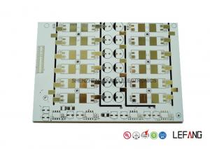 China Lead Free Fr4 LED PCB Board Smart Smd 2 Layers RoHS Compliant OEM Available on sale