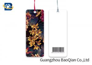 China Beautiful 3D Personalized Picture Bookmarks , Lenticular Printing Services Multi Size on sale