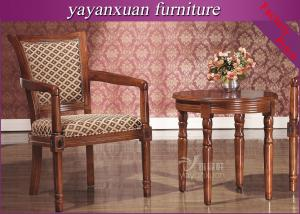China High Back Chair With China-Berry Wood Furniture For Sale Low Price (YW-1) on sale