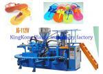 Calzado de la estación del molde de 12 PCS que hace la máquina para señora Jelly Flats/deslizadores del PVC