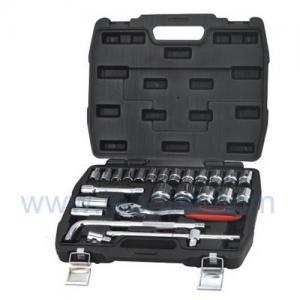 Quality Sistema del zócalo de TSH25-25pcs, llave de zócalo, herramientas de alta calidad de la mano for sale