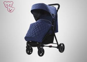 China Multi Color Baby Sport Strollers Iron Tube All Seasons With Warm Foot Cover on sale