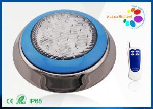 China Energy Saving 54 Watt RGB LED Pool Light Waterproof IP68 With DMX512 on sale
