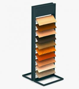China Retail Store Commercial Display Racks / Marble Display Stand  Powder Coated on sale