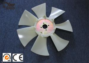 China Excavator Repair Parts JCB60 Rubber Cooling Fan With Efficient Cooling on sale
