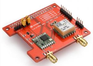 China Long Distance 4G Wireless Gateway 433/868/915Mhz GPS Expansion Board For Raspberry Pi on sale