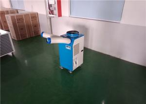 China R410A Commercial Spot Coolers Refrigerant Single Duct With Self-Contained Pulleys on sale