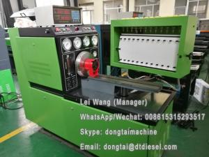 China 12PSB DIESEL INJECTION PUMP TEST BENCH COMMON RAIL TEST BENCH on sale
