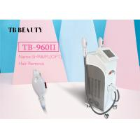 Vertical E-light IPL SHR Permanent Hair Removal Beauty Device with 2 Handles