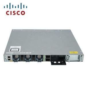 China WS-C3850-24T-L Cisco POE Switch 3850 Series 24 Ports LAN Base Stackable on sale
