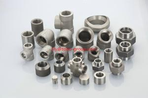 China stainless 310S 310H 310 forged socket welding SW threaded pipe fittings fitting on sale