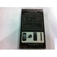 China Iphone 4s Battery Backup rechargeable power cases / covers china manufacturer factory on sale