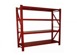 China Fashion Style Medium Duty Storage Racks With Uprights Frame And Beams on sale