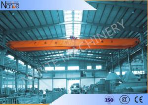 China Light Duty Double Beam Bridge Crane For Repair Shops / Factory / Warehouse on sale