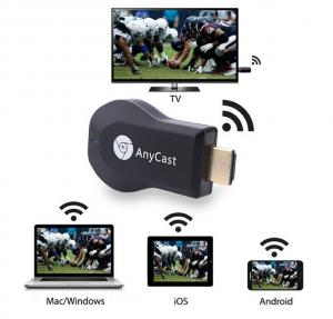 China Miracast Wifi Display Dongle Wireless Receiver Android TV Stick  , Tv HDMI Miracast Wifi Adapter on sale