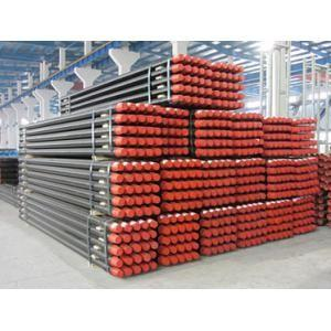 China Wireline Heat Treatment HWT / Q Series Steel Core Dril Rod Geological Casing Tubes on sale
